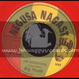 "Negusa Nagast-7""-Jim Screechie / Big Youth"
