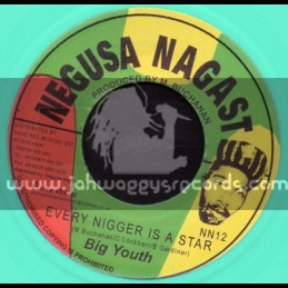 "Negusa Nagast-7""-Every Nigger Is A Star / Big Youth"