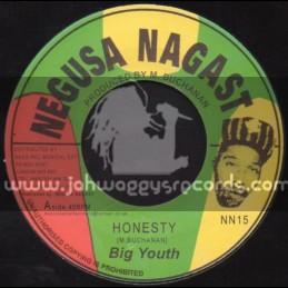 "Negusa Nagast-7""-Honesty / Big Youth"