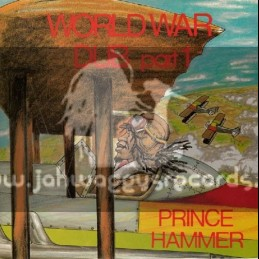 Horus Records-Lp-World War Dub Part 1 / Prince Hammer