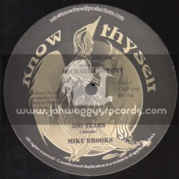 "Know Thyself-12""-Angels Of Jah Ep / Micheal Prophet , Mike Brooks & Sugar Dee"
