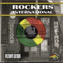 """Rockers International-7""""-Black Force / Norris Reid"""
