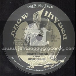 "Know Thyself-7""-Digital Sound / Dixie Peach"