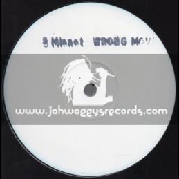 "Blank-12""-Wrong Move / Sugar Minnot -Dubstep Remix"