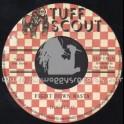 "Tuff Scout-7""-Fight Down Rasta / Double O"
