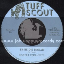 "Tuff Scout-7""-Fashion Dread / Robert Emmanuel"