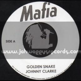"""Mafia-7""""-Golden Snake / Johnny Clarke"""