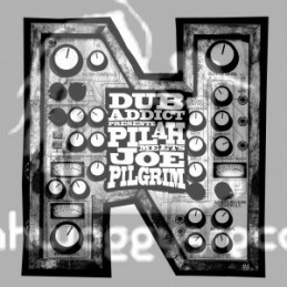 "Jarring Effects-12""-Pilah Meets Joe Pilgrim / Dub Addict Sound System"