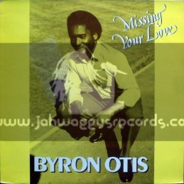 Clarendon Sound-Lp-Missing Your Love / Byron Otis