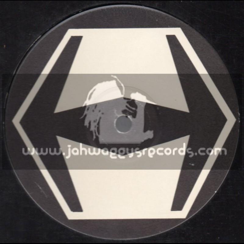 """Hazard Dub Company-12""""-Look Youthman / Barrington Levy (Remix)"""