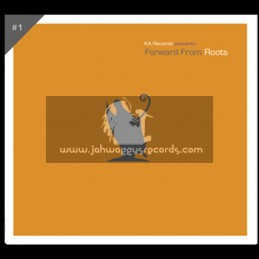 "KA Records-10""-Revelation / Maat Disciples + Let Them Be Alone / Likkle Johnson"