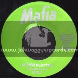 "Mafia-7""-Silver Platter / I Roy"