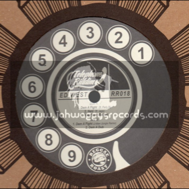 "Reggae Roast-12""-Dem A Fight / Parly B (Telephone Riddim)"
