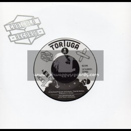 """Cubiculo Records-7""""-Think Me Did Gone / Jah Screechy"""