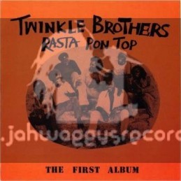Twinkle Brothers-Lp-Rasta Pon Top The First Album / Twinkle Brothers