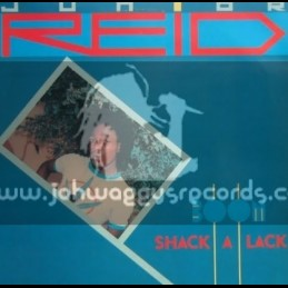 Greensleeves-LP-Boom Shack A Lack / Junior Reid