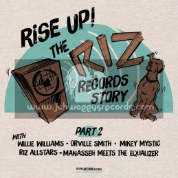 Bristol Archive-Riz Records-Lp-Rise Up The Riz Records Story - Part 2