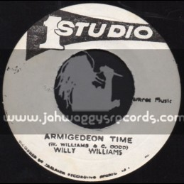 "Studio 1-7""-Armigiedeon Time / Willie Williams"