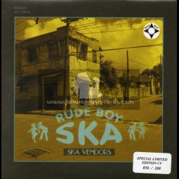 "Retro Beat-7""-Rude Boy Ska Vendor"