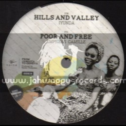 """Ranks Productions Vol 1-10""""-Look To You/Lukie D+Babylon/Iney Dread+Hills&Valley/Iyunda+Poor&Free/Empress Camile"""