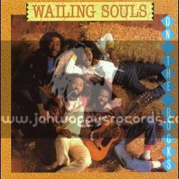 Greensleeves-LP-On The Rocks / Wailing Souls