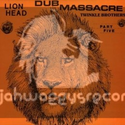 Twinkle Brothers-Lp-Lion Head Dub-Dub Massacre Part 6 / The Twinkle Brothers