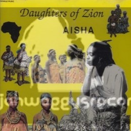 Twinkle Brothers-Lp-Daughters Of Zion / Sister Aisha