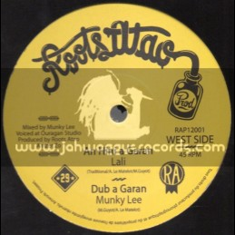 "Roots Atao-12""-An Hini Garan / Lali (Munky Lee)+ Five Years After / Double Doctor & Digital Noar"