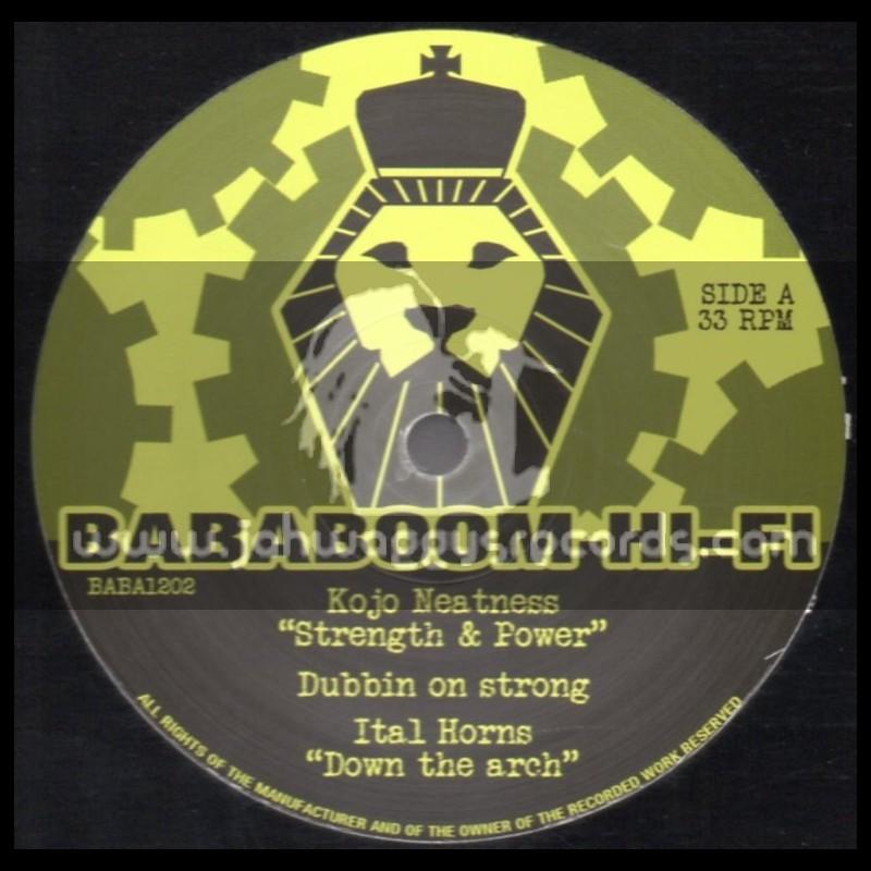"Bababoom Hi Fi-12""-Strength & Power / Kojo Neatness"