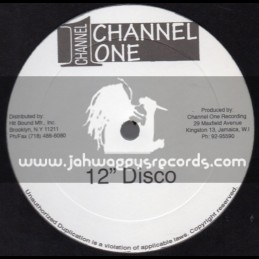 """Channel One-12""""-Dont Smoke The Seed / Michael Palmer"""