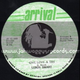 "Arrival-7""-Give Love A Try / Leroy Smart"