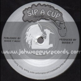"Sip A Cup Records-7""-Unhappy People / Twinkle Brothers"