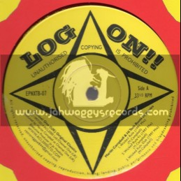 "Log On-12""-Wicked Rule + Everywhere I Walk / Martin Campbell (1997 Mixes)"