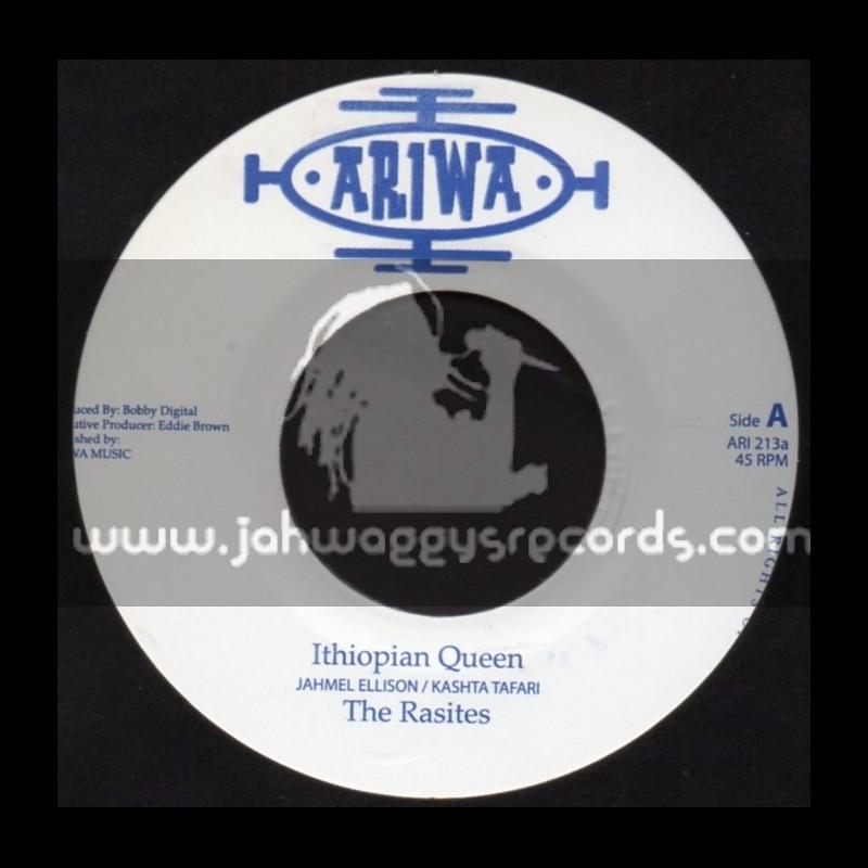 "Ariwa-7""-Ithiopian Queen + One World / The Rasites"