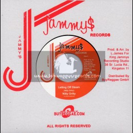 "Jammys Records-7""-Letting Off Steam / Nitty Gritty"