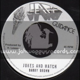 "Jah Guidance-7""-Jukes And Watch / Barry Brown"