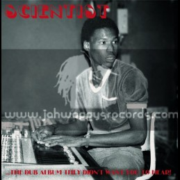 Jah Life-Lp-The Album They Did nt Want You To Hear / Scientist