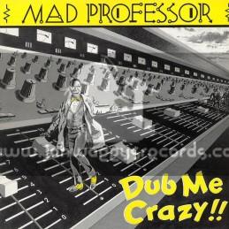 Ariwa-LP-Dub Me Crazy / Mad Professor