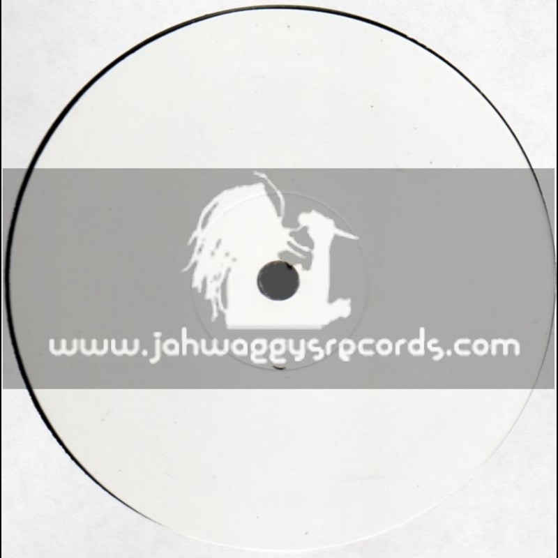 """Mellow Vibes-12""""-Test Press-Turn On Vibes + A Vision / Amelia Harmony"""