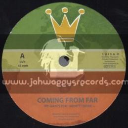"Duke Production-7""-Coming From Far / The Giants Feat.Jahnett Tafari"
