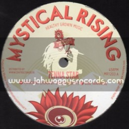 "Mystical Rising-12""-Warning / Tenna Star + Haile Spirit / Mystical Rising"