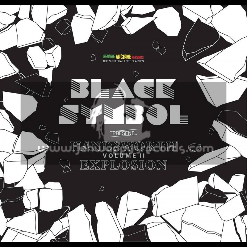 Reggae Archive Records-Lp-Handsworth Explosion Vol 2 / Black Symbol