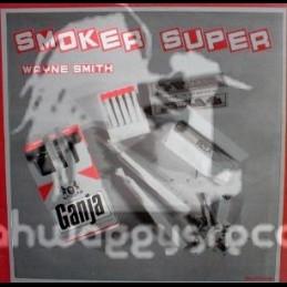 Chartbound-LP-Smoker Super / Wayne Smith