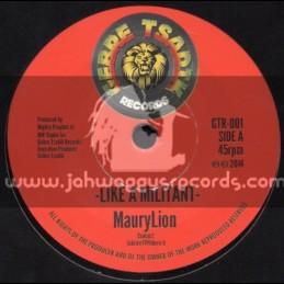 "Gebre Tsadik Records-7""-Like A Militant / Maurylion"