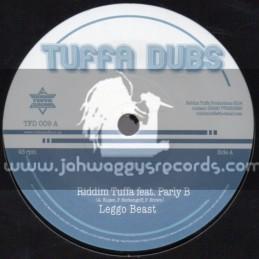 "Tuffa Dubs-7""-Leggo Beast / Riddim Tuffa Feat. Parley B"