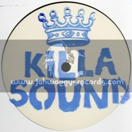 "Killa Sound-10""-Out In The Street - 1 Sided Record"