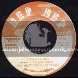 "Hep Hep-7""-Storm Clouds / The Heptones & Lee Perry"