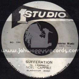 "Studio 1-7""-Sufferation / Noel Campble"