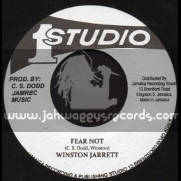 "Studio 1-7""-Fear Not / Winston Jarrett"