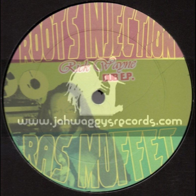"Roots Injection-10""-Rick Wayne Dubwise Showcase Ep"